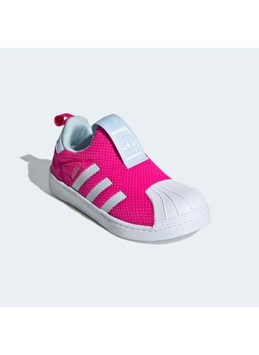 adidas Superstar 360 Ayakkabı Pembe